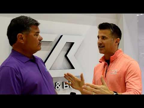 John Hughes Golf Partner - Joel Freet, CEO of Cutter and Buck