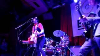 "Chuck Prophet & The Mission Express, ""Automatic Blues"",  7 mayo 2012 Madrid, Sala El Sol"