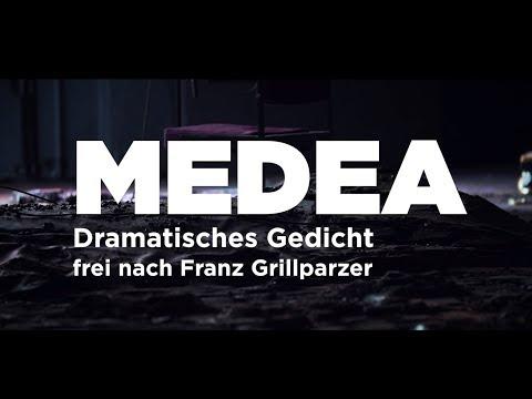 MEDEA Dramatisches Gedicht frei nach Franz Grillparzer- Premiere 03.12.2019