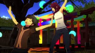 Light The Fire Up In The Night (sasakure.UK Remix) - Music Video | Persona 3: Dancing Moon Night