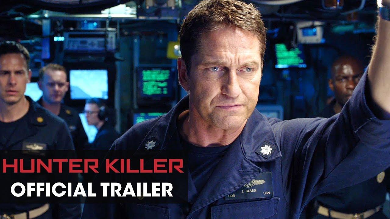 Trailer för Hunter Killer