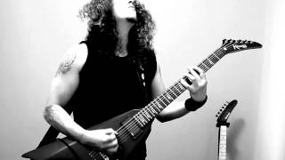 Charlie Parra - Faces of death / Original song (Melodic Thrash Metal Guitar)