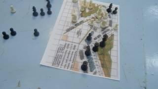 Настольная игра «Восстание на Сенатской площади»
