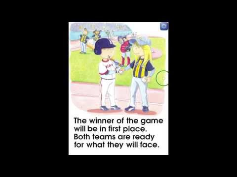 Video of The Last Game - Start to Read!