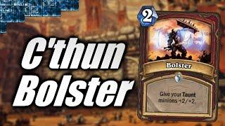 Hearthstone: BOLSTER C'thun Warrior! [Cobrak]