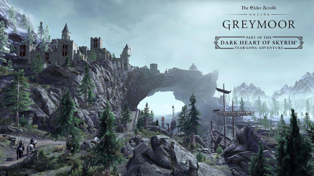 Disponibile il Prologo di Greymoor che offre un assaggio del prossimo DLC di TESO
