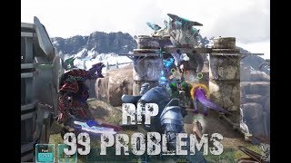 RIP 99 Problems vs Wutang Server 344 Ark Survival Evolved Xbox Official PVP OP Squad