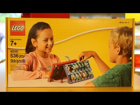 Vidéo LEGO Jeux de société 40161 : Que suis-je ?