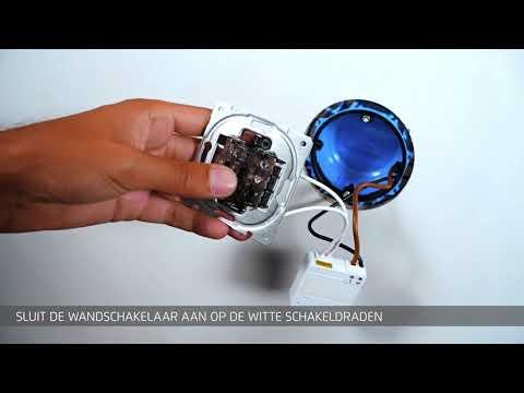 KlikAanKlikUit Mini Inbouw Dimmer AWMD-250