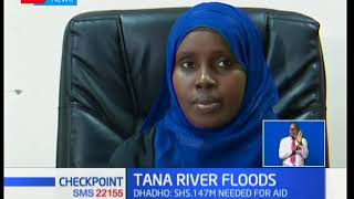 11 lives have been lost and more than 38,000 people displaced in Tana River due to floods