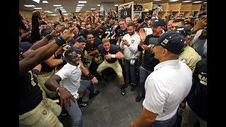 VIDEO: Army Celebrates Bowl Eligibility | Stadium