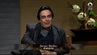 Conversando con Cristina Pacheco - Sergio Berlioz