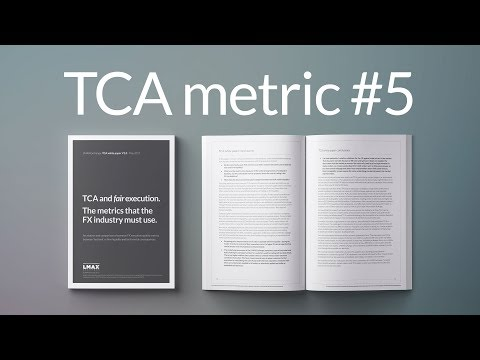 TCA White Paper Metric #5 - Bid-offer spread