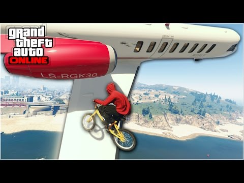 SUPER GTA 5 STUNTS & FAILS (GTA 5 Funny Moments PC)