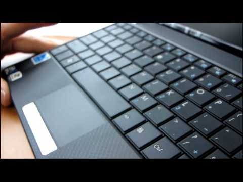 ASUS EEE PC 1001P Black Netbook Unboxing & First Look Linus Tech Tips