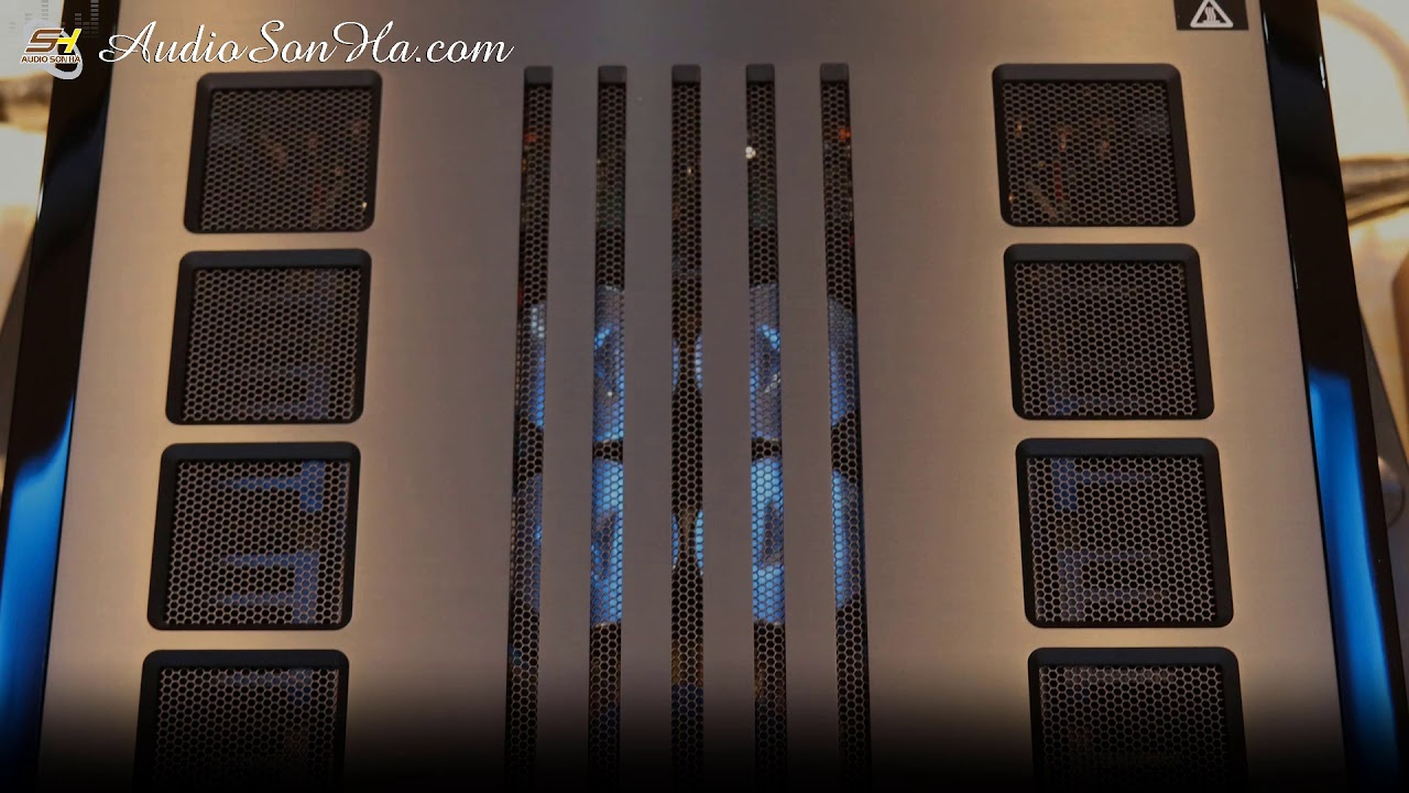 Đập thùng bộ đôi Pre Power Hi End Yamaha C5000 và M5000