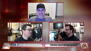 Making Laps Podcast | 03.08.21 | Phoenix and other Failures