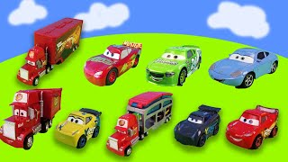 1 hour of fun with Disney's Cars: fun with cars and ramps Compilation