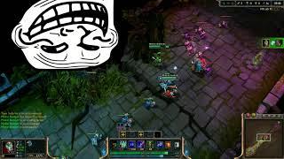 DRILLEPINDEN SHACO (League Of Legends)   Mewkel