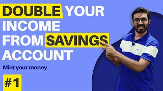 Earn 6% From your Current Account & Savings Account   #shorts