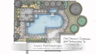 Luxury Pools Design Dallas