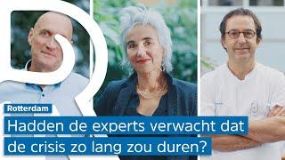 Kijk terug: Gommers, Koopmans en Kuipers in talkshow over 1 jaar corona