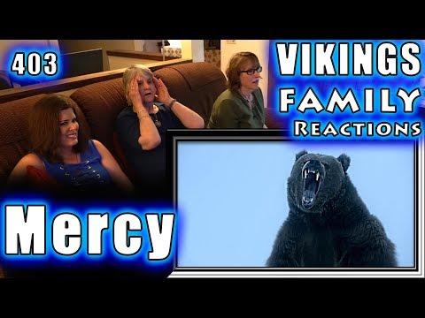VIKINGS | 403 | Mercy | FAMILY Reactions | Fair Use