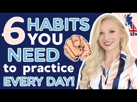 6 everyday habits to improve your English - do THIS daily!