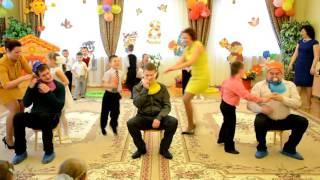 "8 Марта Игра ""Путешествие в детство"" детский сад 15 ""Светлячок"" Коломна"