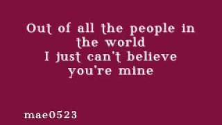 AIR SUPPLY - Two Less Lonely People (with lyrics)
