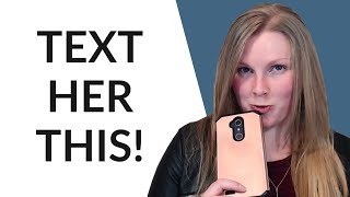 HOW TO MAKE A GIRL THINK ABOUT YOU OVER TEXT (CRAZY EFFECTIVE!)