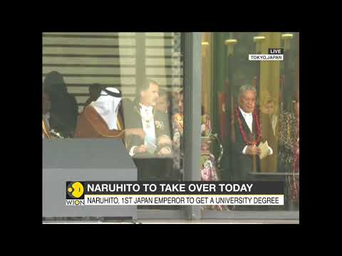 Japan: Indian President Kovind to attend the enthronement of Japan's Emperor Naruhito