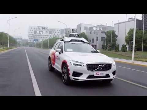 AutoX testet in vier weiteren Städten Chinas