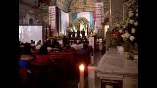 preview picture of video 'Concierto en la Iglesia del Siglo XVI, de Tlacolula de Matamoros Oaxaca.'