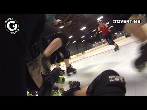 """Overtime"" – Ep. 17 – How to Become a Rollerderby Girl (Garden State)"