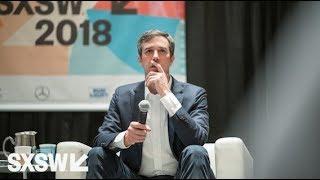 Beto O'Rourke | Can Small-Donor Progressives Win Local Elections? | SXSW 2018