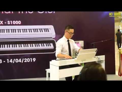 Piano Casio PX-S1000 | Tháng tư là lời nói dối của em