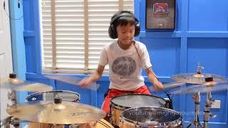 Arctic Monkeys - Brianstorm (Drum Cover)