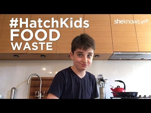 Kids Go Undercover to Discover Food Waste in their Homes