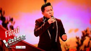 อาแอ๋ - มนต์รักลูกทุ่ง - Final - The Voice Senior Thailand - 30 Mar 2020