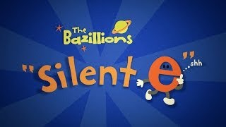 """Silent e"" by The Bazillions"