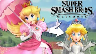 WHAT EVERY CHARACTER'S ALTERNATE COSTUMES SHOULD BE - Super Smash Bros. Ultimate – Aaronitmar