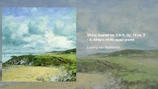 String Quartet no. 2 in G major, Op. 18 no. 2