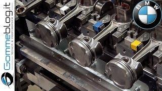 BMW Engine Factory