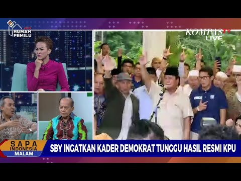 Dialog – Sikap Partai Demokrat Pasca Pemilu 2019 (1)