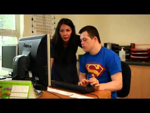 Watch video Down Syndrome: Down Syndrome Research Foundation