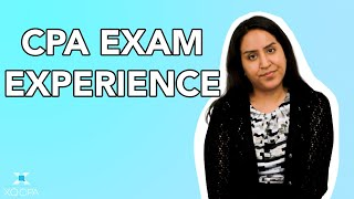 Our Staff Member Romelia Share's Her CPA Exam Experience