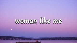 Little Mix   Woman Like Me (Lyrics) Ft. Nicki Minaj