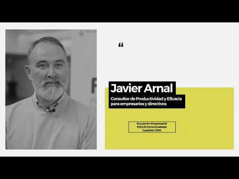 """Javier Arnal en el """"Focus Pyme Enrédate: encuentro empresarial y de networking"""" 30/11/20[;;;][;;;]"""