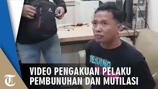 Video Pengakuan Pelaku Pembunuhan Guru Honorer dan Ungkapkan Tugas Masing-masing Pelaku